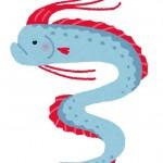 深海魚リュウグウノツカイが泳ぐ時は体をくねらせるのではなく、立ち泳ぎをする